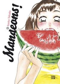 Sanko Takada - Mangeons ! Tome 3 : .