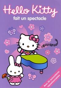 Sanrio - Hello Kitty fait un spectacle.