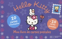 Deedr.fr Hello Kitty - Mon livre de cartes postales Image