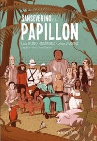 Sanseverino et Sylvain Dorange - Sanseverino est Papillon. 1 CD audio