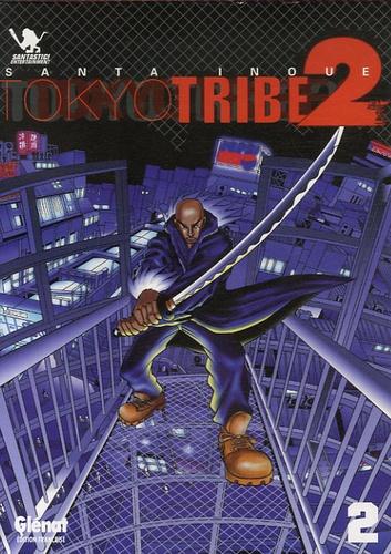 Santa Inoue - Tokyo Tribe 2 Tome 2 : .