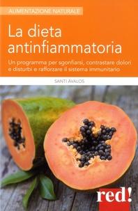 Santi Avalos - La dieta antinfiammatoria.