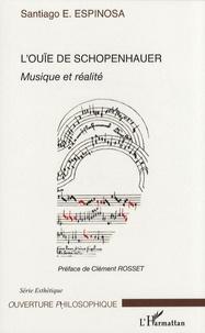 Histoiresdenlire.be L'ouïe de Schopenhauer - Musique et réalité Image