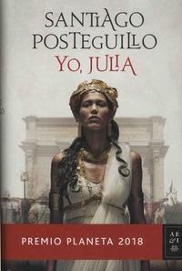 Santiago Posteguillo - Yo, Julia.