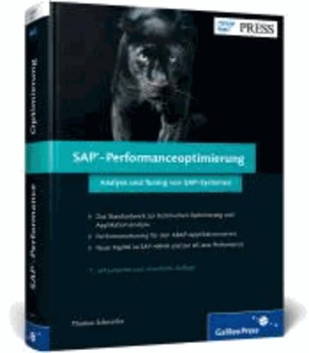 SAP-Performanceoptimierung - Analyse und Tuning von SAP-Systemen.