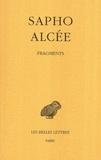 Sapho et  Alcée - Fragments - Edition bilingue français-grec ancien.