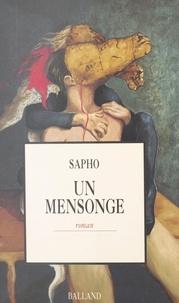 Sapho - Un Mensonge.