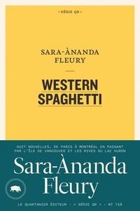 Sara-Ànanda Fleury - Western spaghetti.