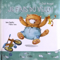 Sara Agostini et Marta Tonin - Je fais du vélo !.