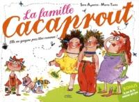 Sara Agostini - La famille Cacaprout - Comptine dégoûtante, drôle et distrayante.