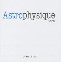 Sara - Astrophysique.
