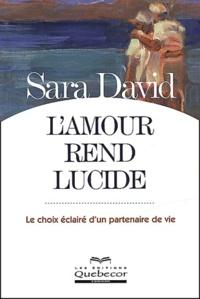Sara David - .