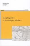 Sara Franceschelli et Maurizio Gribaudi - Morphogenèse et dynamiques urbaines - Les ateliers de morphologie EHESS-EnsAD.