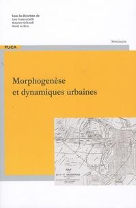 Deedr.fr Morphogenèse et dynamiques urbaines - Les ateliers de morphologie EHESS-EnsAD Image
