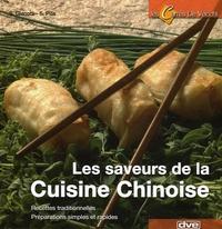 Sara Gianotti et Simone Pilla - Les saveurs de la cuisine chinoise.