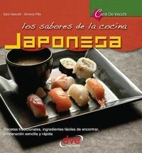 Sara Gianotti et Simone Pilla - Los sabores de la cocina japonesa.