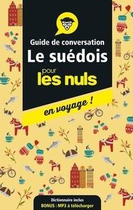 Sara Hamberg Bussenot - Le suédois pour les nuls en voyage ! - Guide de conversation.