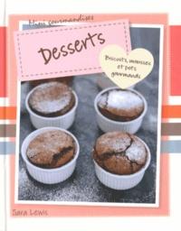 Sara Lewis - Desserts.