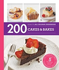 Sara Lewis - Hamlyn All Colour Cookery: 200 Cakes & Bakes - Hamlyn All Colour Cookbook.