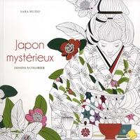 Lire des livres en ligne gratuitement sans téléchargement de livre Japon mystérieux  - Dessins à colorier 9788832911725