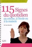 Sara Névoltris - 115 signes du quotidien en crèche, à l'école ou à la maison.