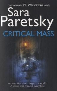 Sara Paretsky - Critical Mass.