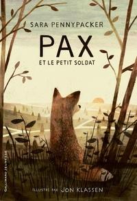 Sara Pennypacker - Pax et le petit soldat.