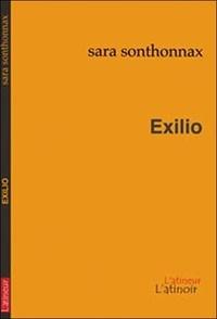 Sara Sonthonnax - Exilio.