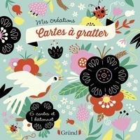 Cartes à gratter fleurs- Avec 6 cartes et 1 bâtonnet - Sarah Andreacchio pdf epub
