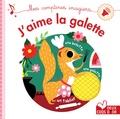 Sarah Andreacchio et Aurélie Desfour - J'aime la galette.