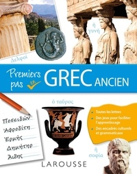Sarah Bach - Premiers pas en grec ancien.