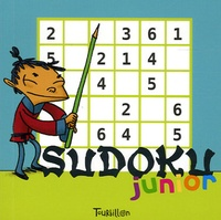 Sarah Bataillon et Stéphane Bataillon - Sudoku junior - Tome 1.