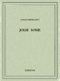 Sarah Bernhardt - Jolie sosie.