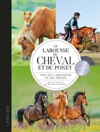 Sarah Berrier - Larousse du cheval et du poney.