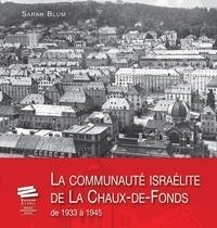 La communauté israélite de la Chaux-de-Fonds de 1933 à 1945.pdf