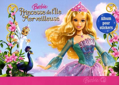 Barbie Princesse De L île Merveilleuse Mega Pack