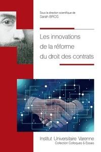 Les innovations de la réforme du droit des contrats - Sarah Bros | Showmesound.org