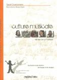 Sarah Chardonnens - Culture musicale - Histoire de la musique.