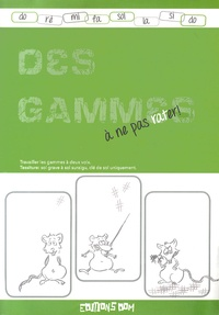 Sarah Chardonnens - Des gammes à ne pas rater !.