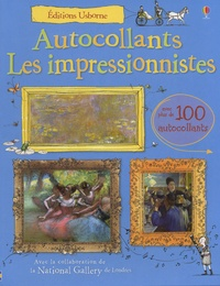 Sarah Courtauld et Kate Davies - Autocollants les impressionistes.