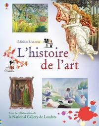 Sarah Courtauld et Karine Bernadou - L'histoire de l'art.