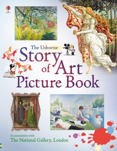 Sarah Courtauld - Story of art picture book.