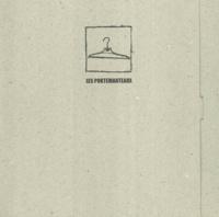 Sarah d' Haeyer - Les portemanteaux - 20 monotypes de Sarah d'Haeyer.