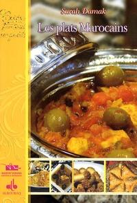 Sarah Damak - Les plats marocains.