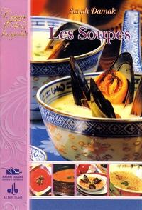 Sarah Damak - Les soupes.