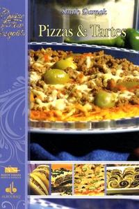 Sarah Damak - Pizzas et tartes.