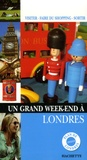 Sarah de Haro et Catherine Laughton - Un Grand Week-end à Londres.