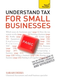 Sarah Deeks - Understand Tax for Small Businesses: Teach Yourself Ebook Epub.