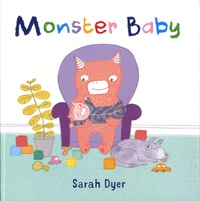 Sarah Dyer - Monster Baby.