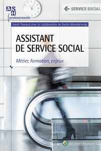 Sarah Ferrand - Assistant de service social.